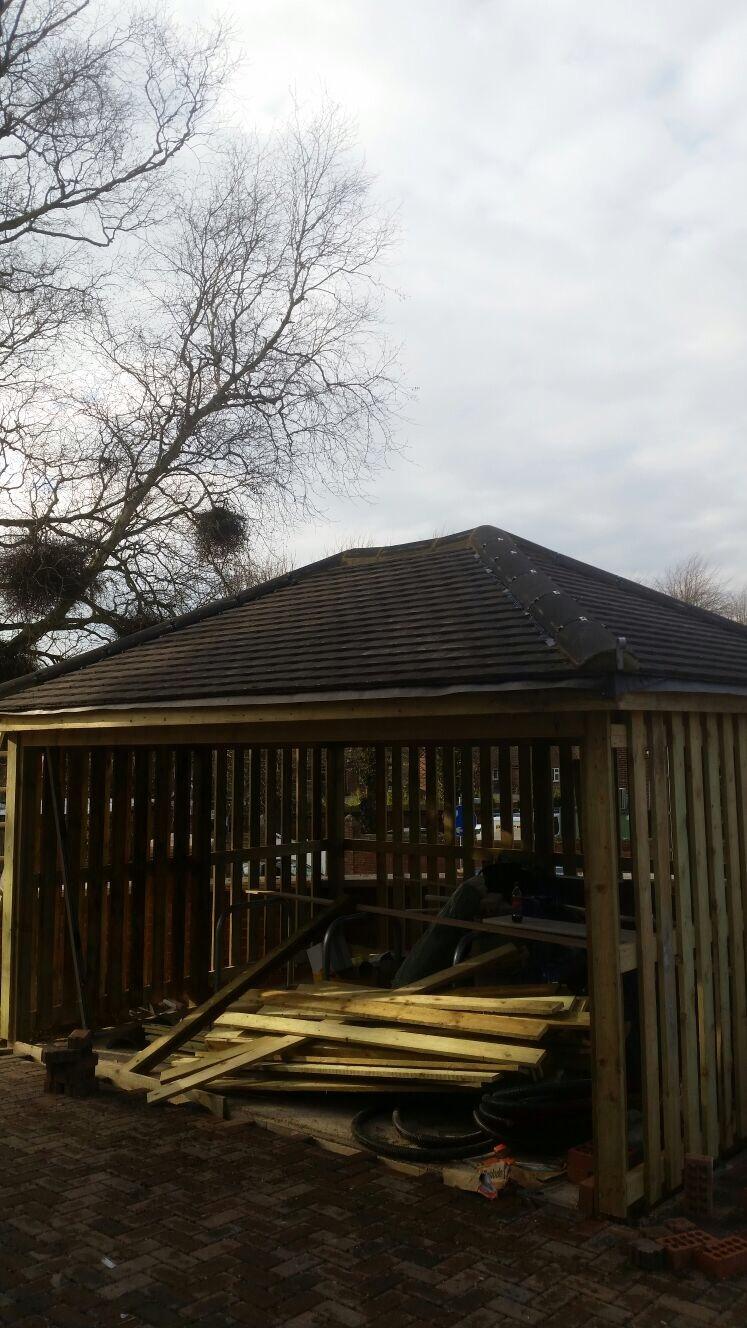 roof installation Cambridgeshire