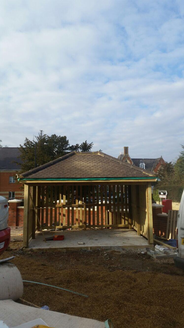 Cambridge Roof Installation