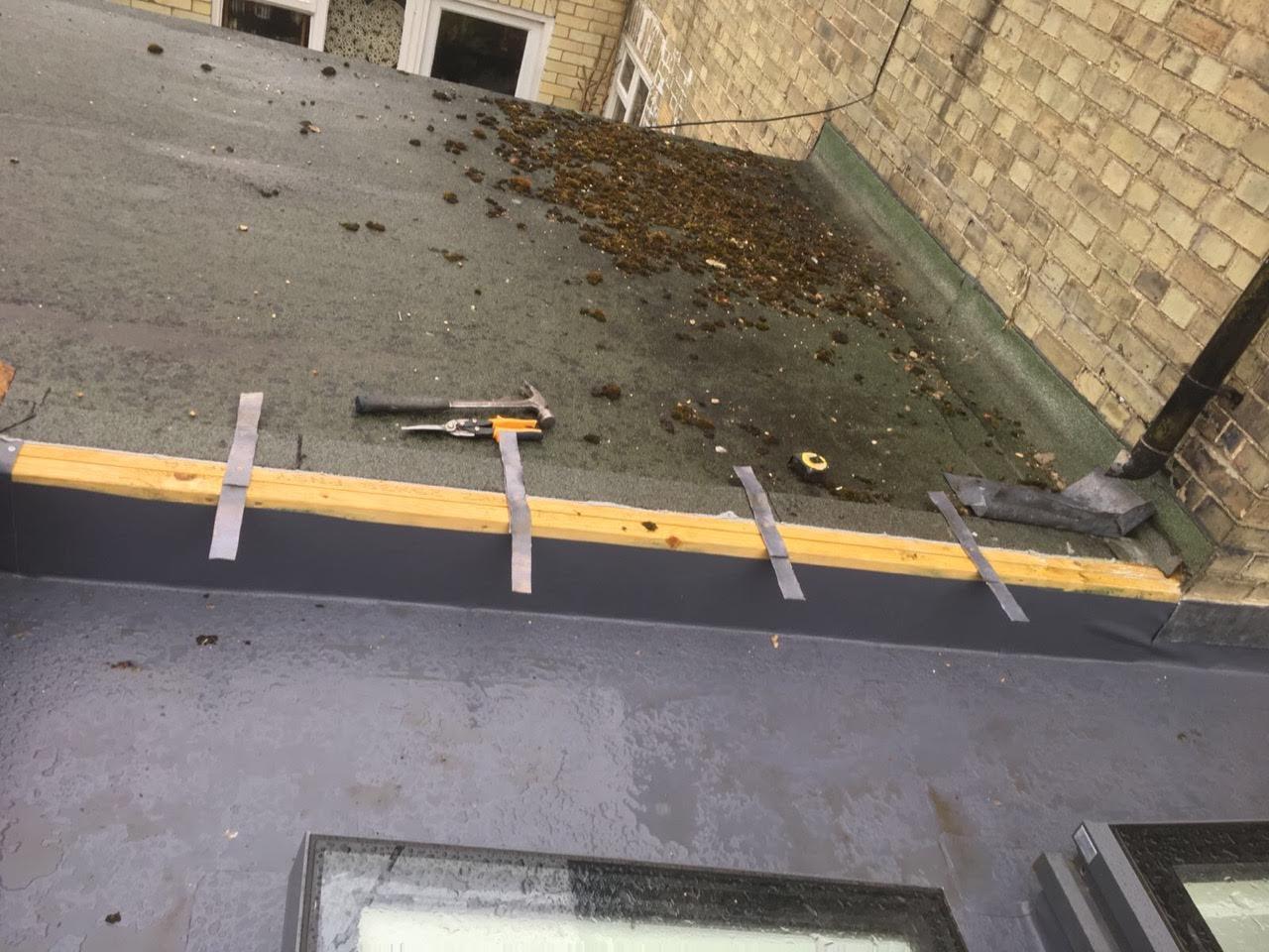 Roofing Leadworks Cambridge
