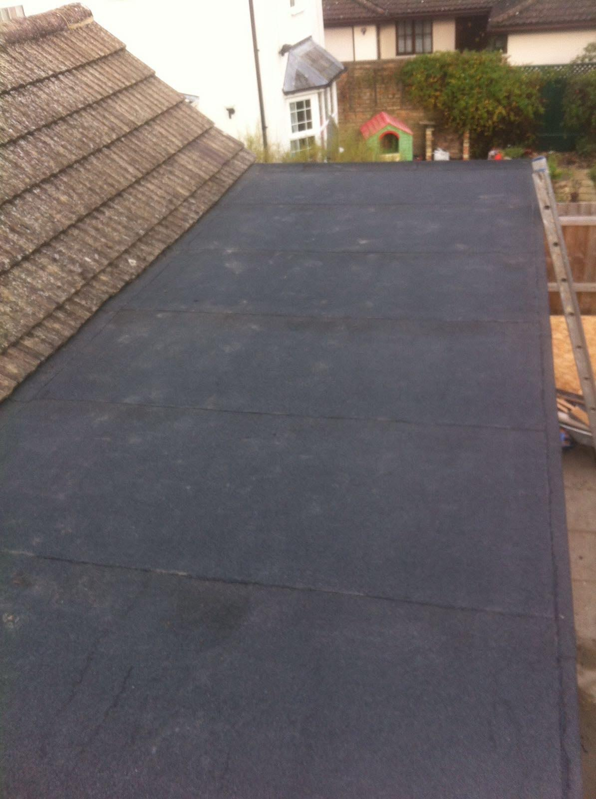 flat roof Cambridge