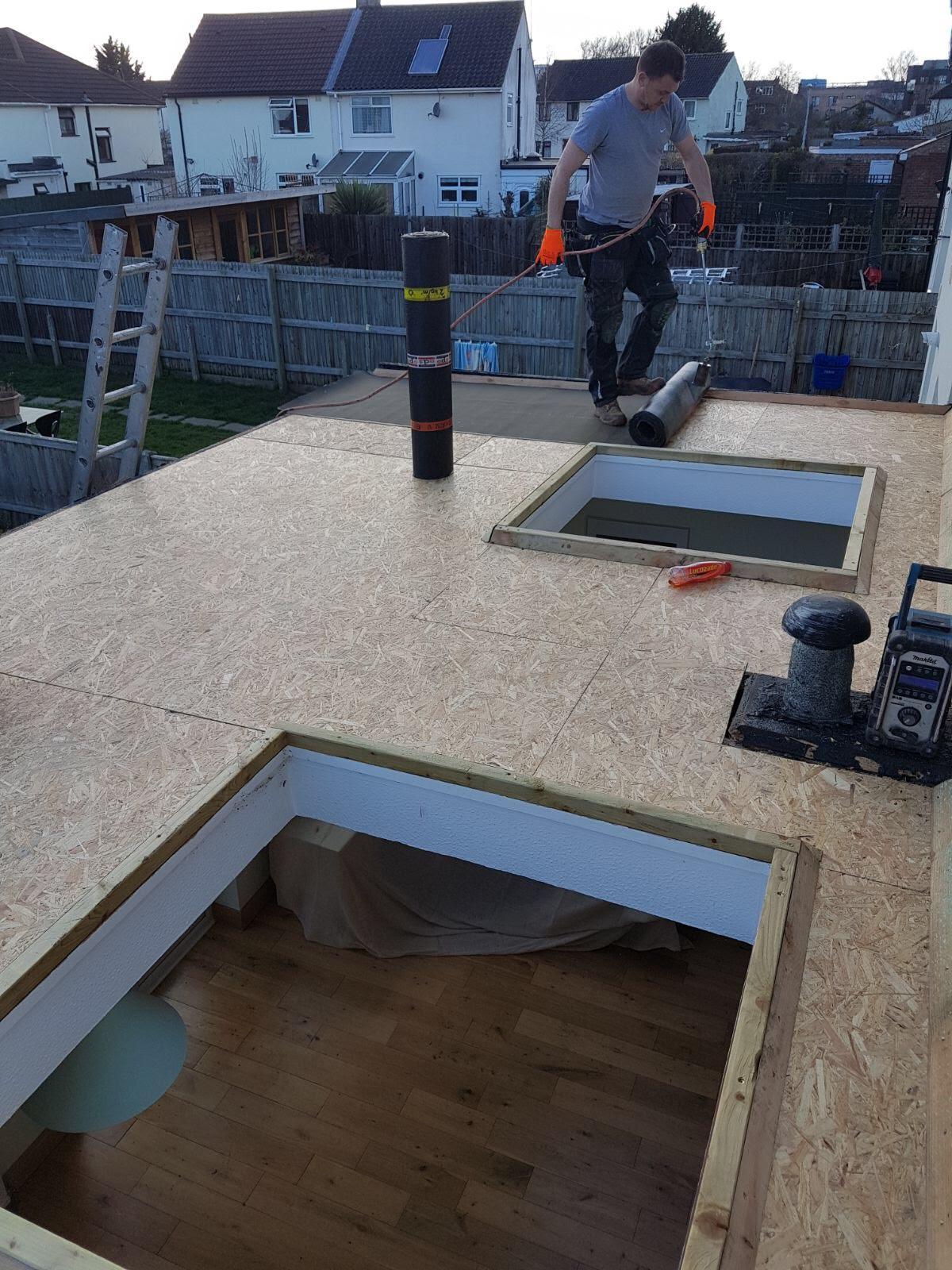 flat roof renewal Cambridge