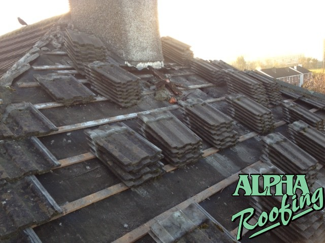 Tiled roof repairs Cambridge
