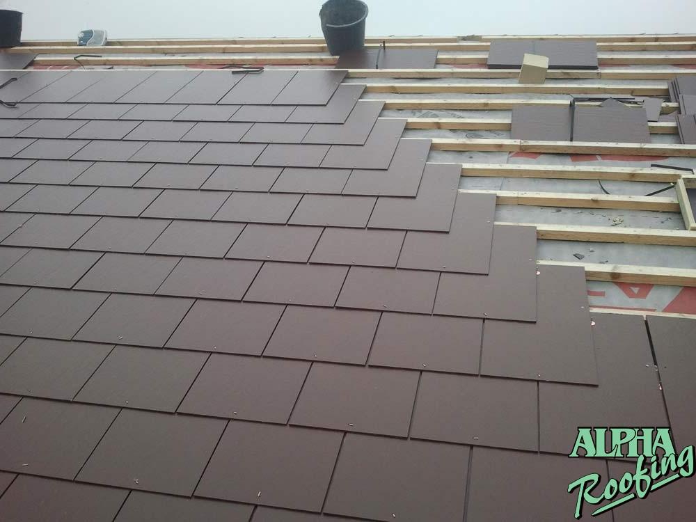 Roofing Cambridge Slate Roof
