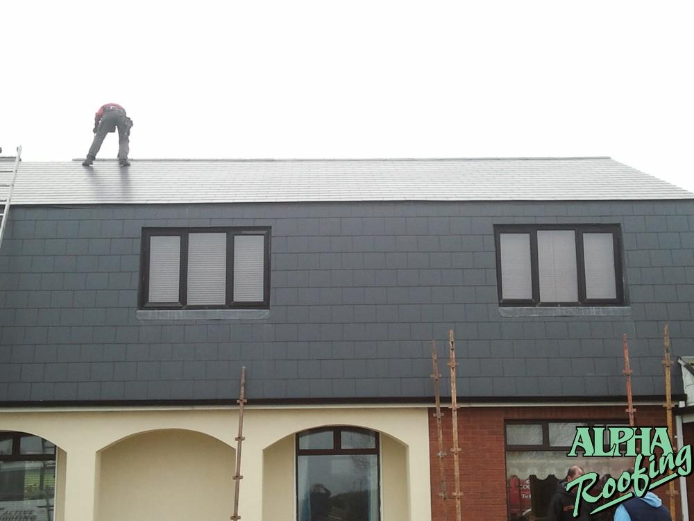 Slate Roofing Cambridge