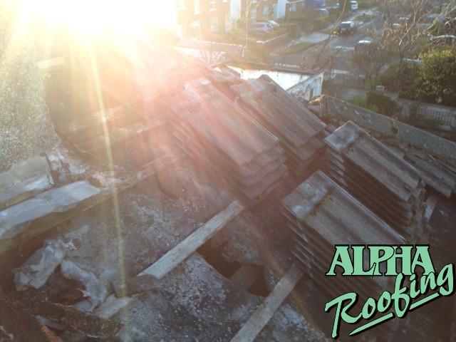 Tiled roof repairs Cambridgeshire