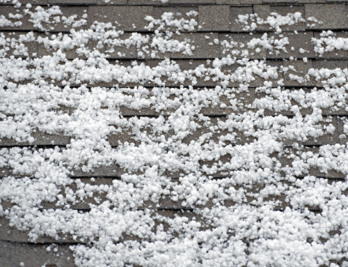 Hail Damage To Roofing In Cambridgeshire