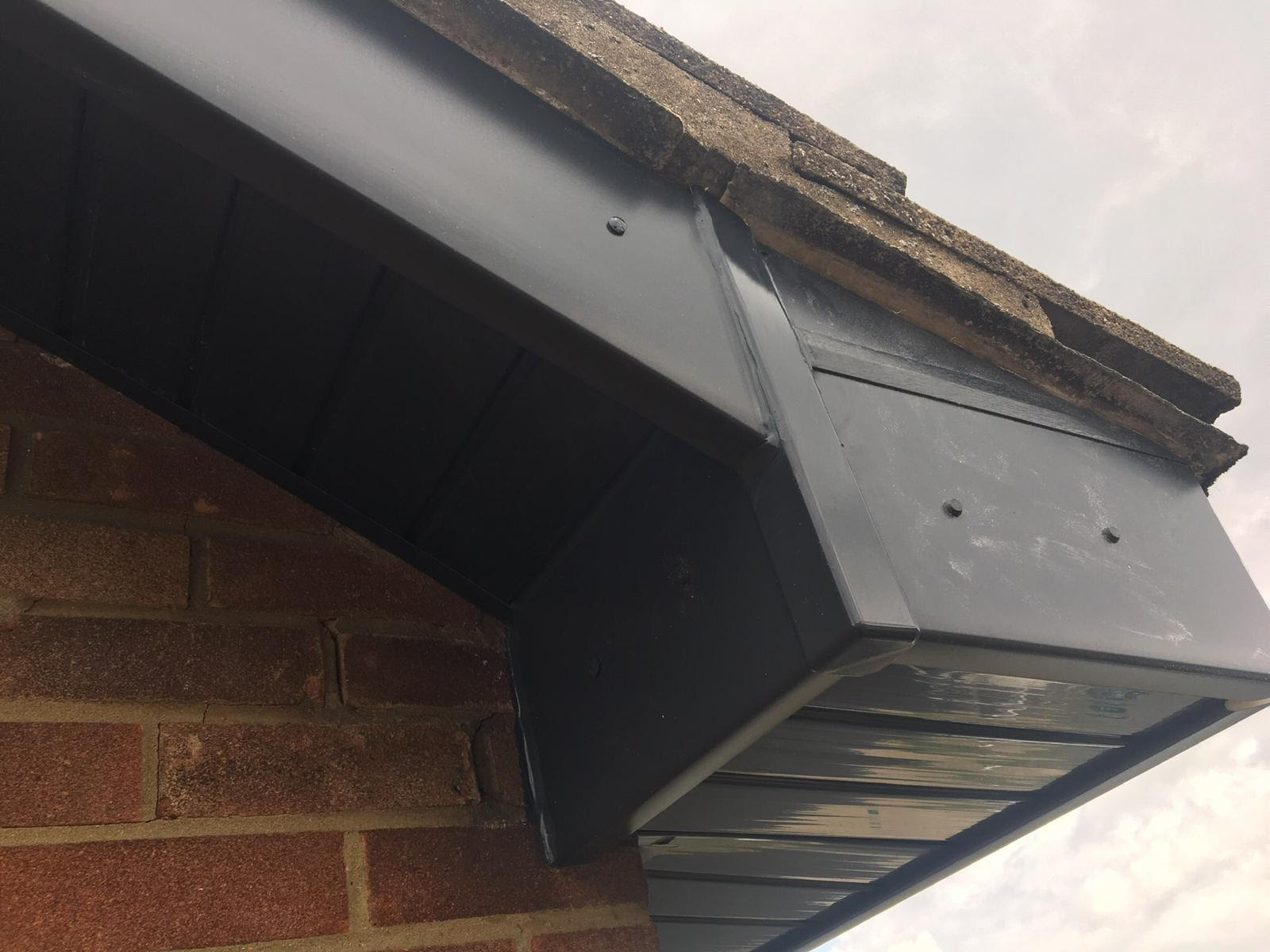 fascia, soffits and guttering installation Cambridge