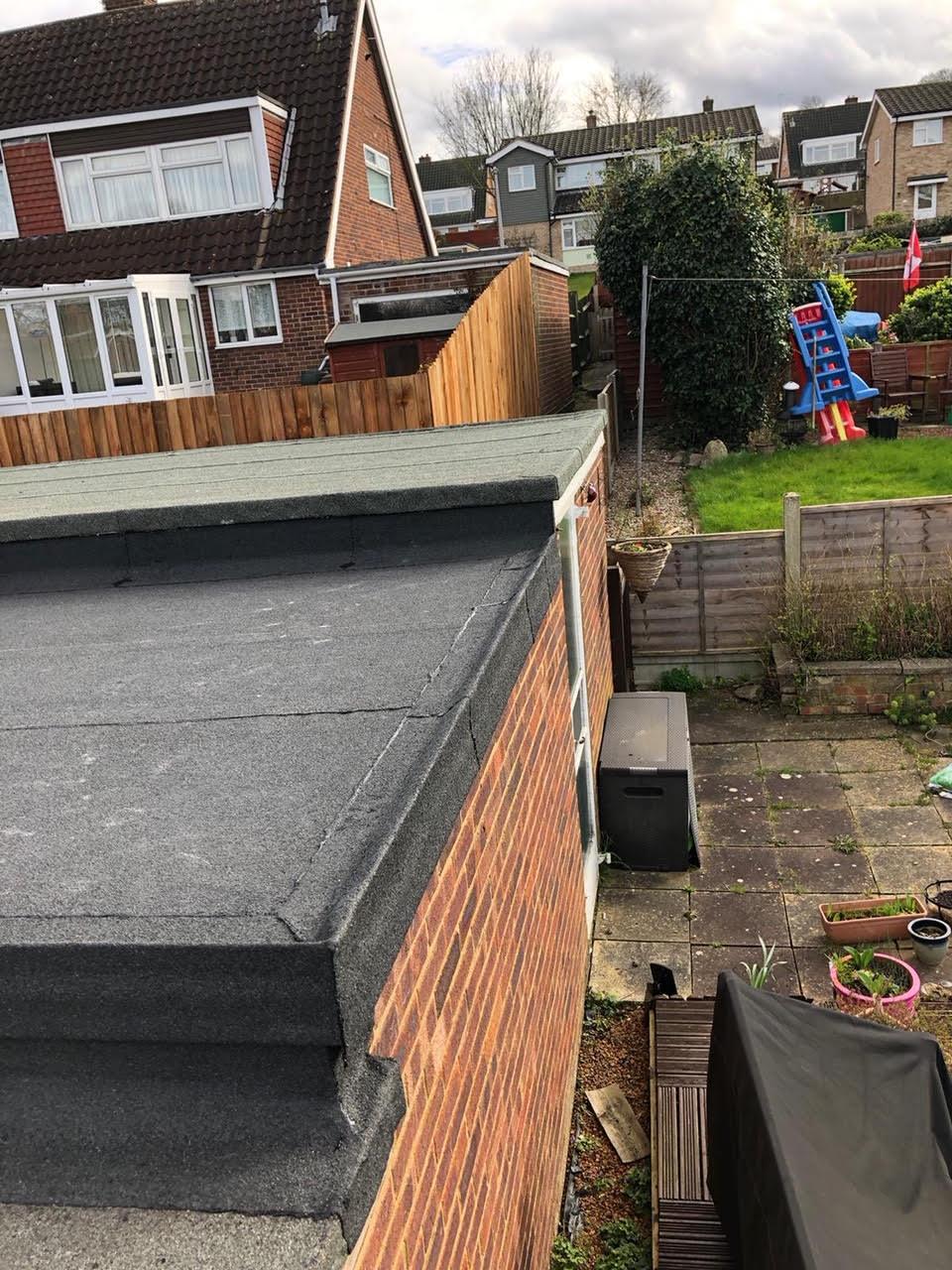 Felt-Flat-Roof-with-Fascia